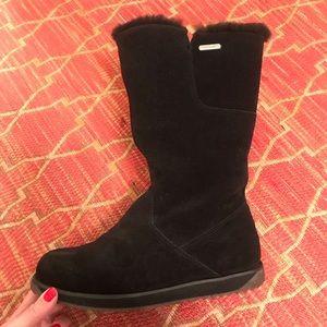Emu Brand Waterproof Lined Boots - Worn Twice